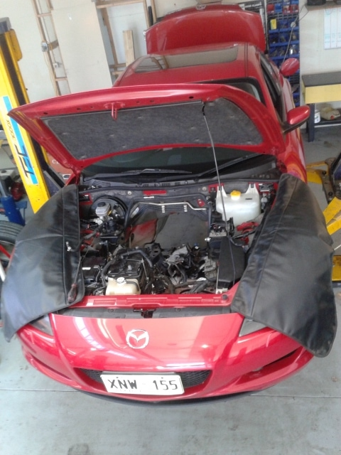 mildren automotive - Mazda Rotary: The Biggest Pitfall of Buying an RX8