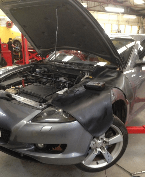 mildren automotive - How to Fix Your RX8's Hot or Cold Starting Problems, According to Mildren Automotive
