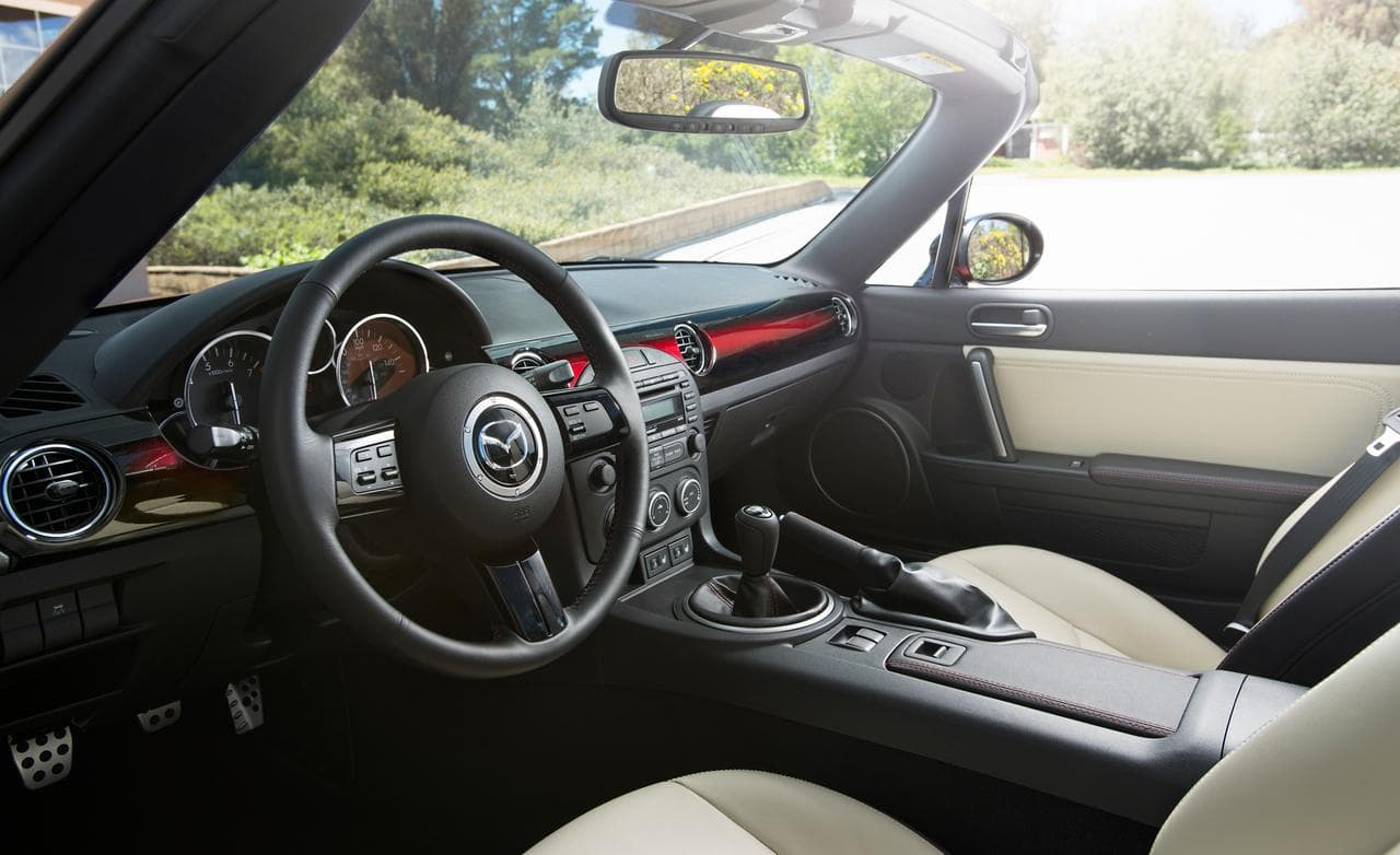 a sneak peek at the new mazda mx 5. Black Bedroom Furniture Sets. Home Design Ideas