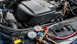 get your vehicles air conditioner fixed