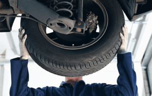car tyre upgrades