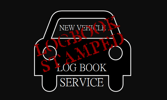 car warranty and log book