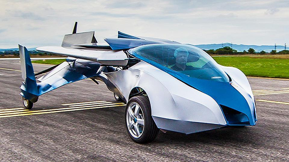 new flying car designs