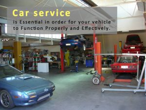 why its important to service your car