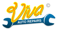 viva logo - car mechanics
