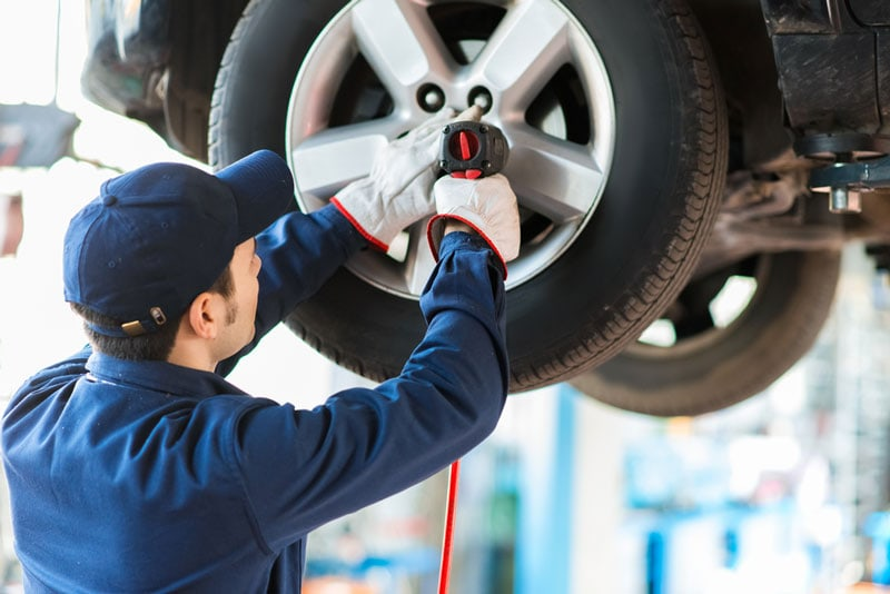tyre replacement Adelaide